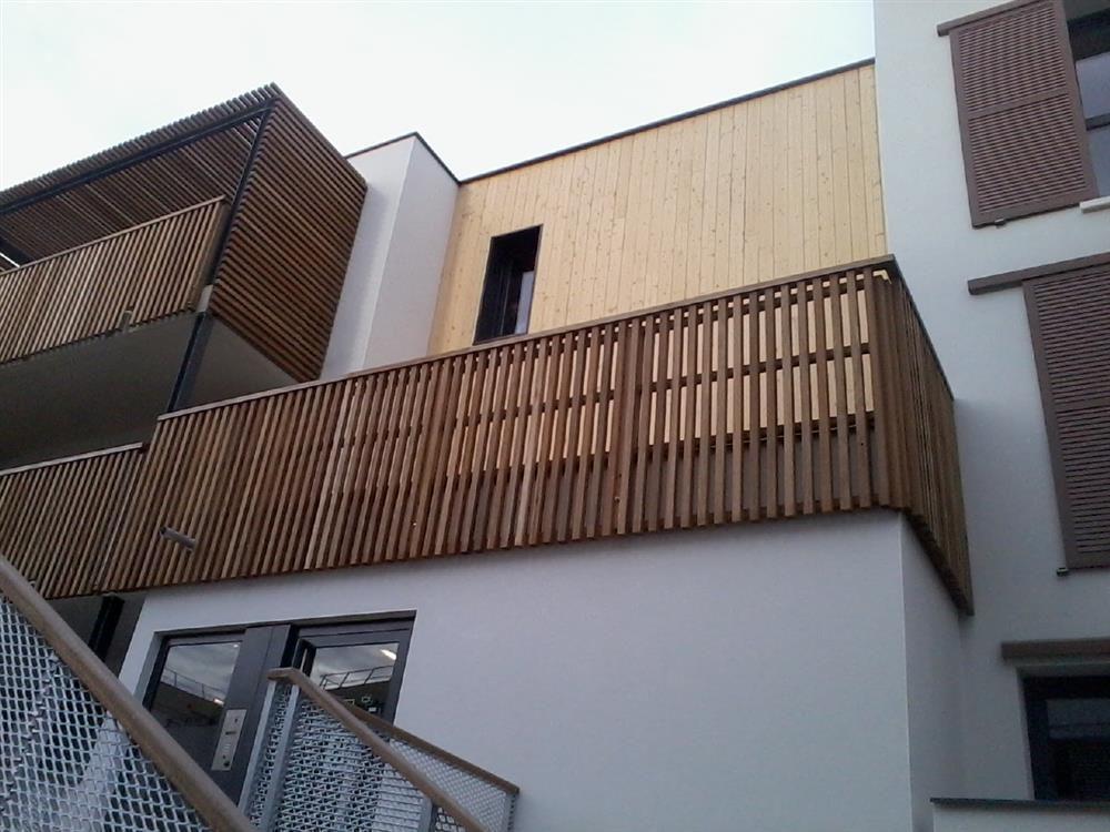 pose d escaliers dans le gers 32 garde corps r alis s pierre dauga. Black Bedroom Furniture Sets. Home Design Ideas